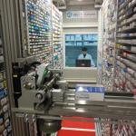 Automatización de farmacias con robot 3aR