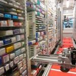 Automatización de farmacias con robot 3aR de doble eje